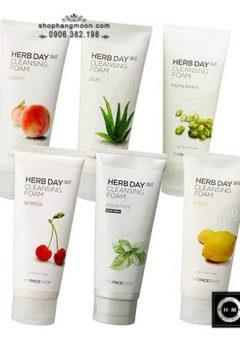 sua-rua-mat-herb-day-365-cleansing-foam-thefaceshop