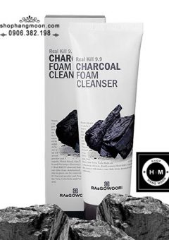 sua-rua-mat-than-hoat-tinh-charcoal-Charcoal-Foam-Cleanser-ra-gowoori nho (3)