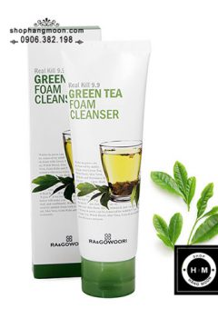 sua-rua-mat-tra-xanh-green-tea-foam-cleanser-ra-gowoori (2)