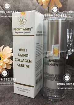 ANTI ALLERGIC COLLAGEN SERUM Peony White