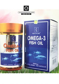 Omega 3 Fish oil 1000mg Australia