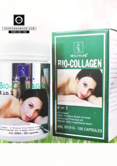 Viên uống collagen 4 in 1 Healthyline của Úc