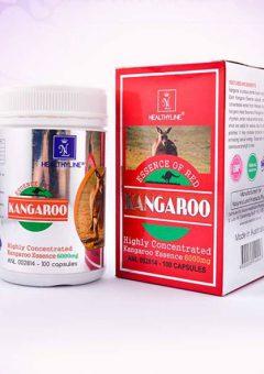 Viên uống Tăng cường Sinh lực Đàn ông - Viên uống Kangaroo