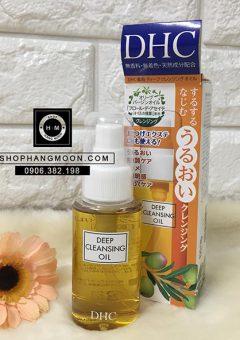 Dầu tẩy trang DHC của Nhật Deep Cleansing oil 70ml