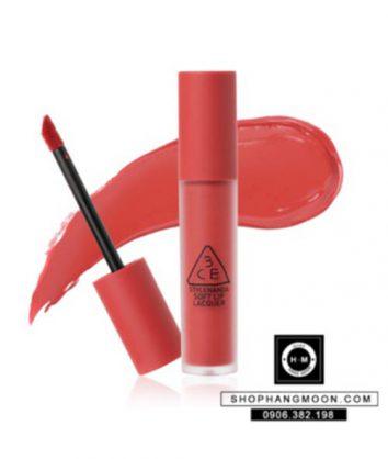 Son 3ce soft lip lacquer full màu chính hãng
