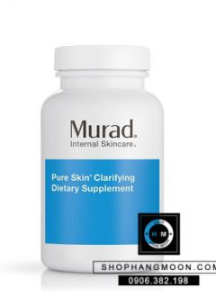 Viên uống trị mụn Murad Pure Skin