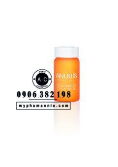 Tinh chất tăng cường tế bào gốc từ vitamin C Anubis Barcelona