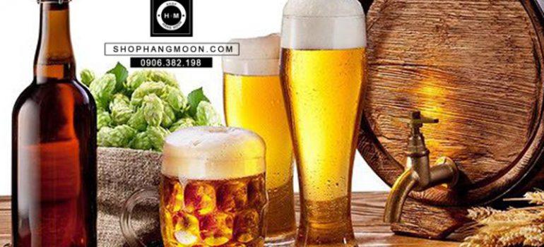 Cách làm trắng da mặt bằng bia