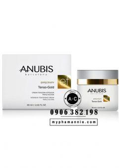 Kem dưỡng nâng cơ và săn chắc từ vàng và kim cương Effectivity Tenso-Gold Cream Anubis Barcelona