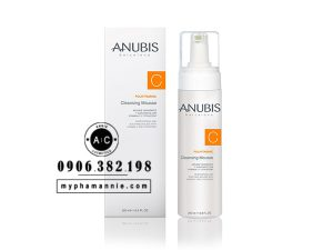 Sữa rửa mặt Polivitamin C Cleansing Mousse Anubis Barcelona