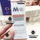 Kem chống nắng Medic Roller trị liệu