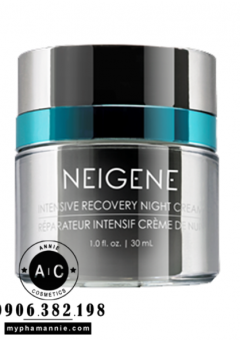 Kem Phục Hồi Da Neigene Intensive Recovery Night Cream Unicity