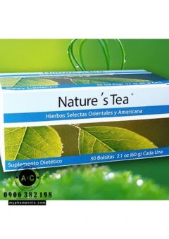 Trà thảo mộc Nature's Tea Unicity