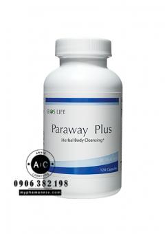 Thải độc kí sinh trùng Paraway Plus Unicity