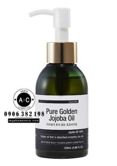 Dầu dưỡng đa năng CareCella Pure Golden Jojoba Oil