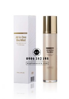 Xịt khoáng All In One Bio Mist CareCella