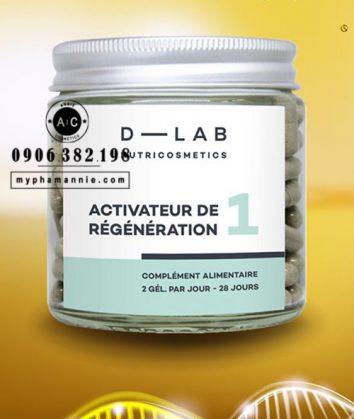 Viên uống trẻ hóa Regeneration Activator Dlab