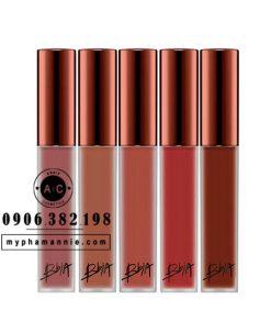 Son Kem Lì Bbia Last Velvet Lip Tint Ver 5 (Full màu)