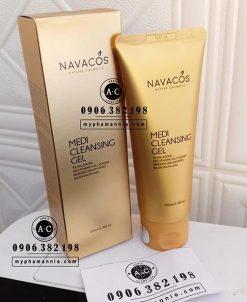 Sữa rửa mặt Navacos cá hồi DNA