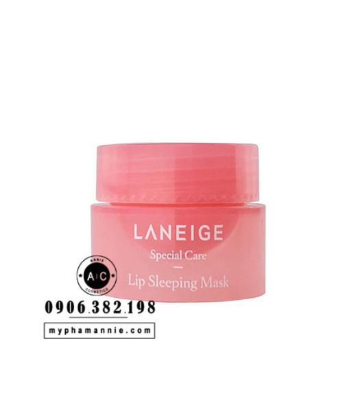 Mặt nạ ngủ môi Laneige Lip Sleeping Mask (Mini)