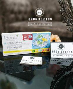 Serum Collagen Tươi Teana C1 của Nga trị thâm nám
