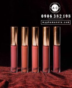 Son Kem Lì Bbia Last Velvet Lip Tint Ver 3 (Full màu)
