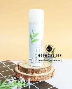 Xịt khoáng trà xanh Innisfree Green Tea Mineral Mist Mini 50ml