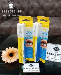 Huyết Thanh Dưỡng Mi Eveline Lash Therapy Professional 8B1 Total Action