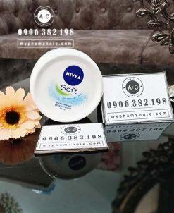 Kem dưỡng ẩm Nivea Soft Nga – cấp ẩm chuyên sâu cho làn da của bạn