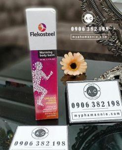 Kem Flekosteel - thuốc bôi xương khớp của Nga