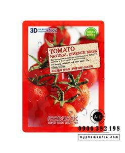 Mặt nạ 3D dưỡng da tinh chất Cà chua FoodaHolic Tomato Mask