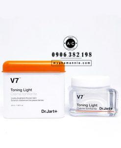 Kem dưỡng trắng tái tạo da V7 Toning Light Dr.Jart+ 50ml