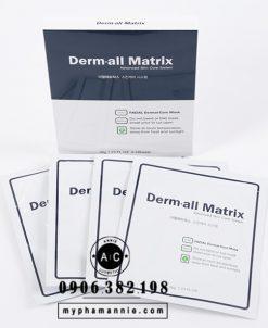 Mặt nạ Derm All Matrix Mask Hàn Quốc