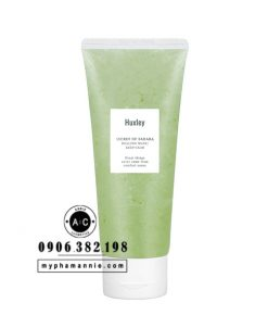 Mặt nạ cấp ẩm làm dịu da Huxley Healing Mask Keep Calm 30g