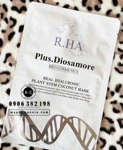 Mặt nạ tế bào gốc thực vật RHA Plus Diosamore