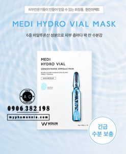 Mặt nạ Wonjin Medi Hydro Vial