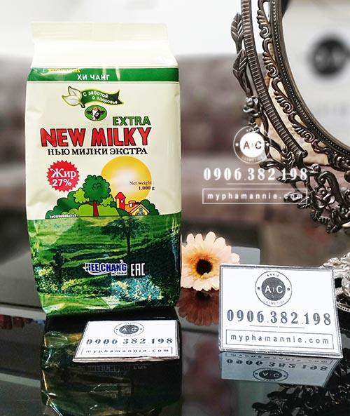 Sữa Béo Nga New Milky (chính hãng)