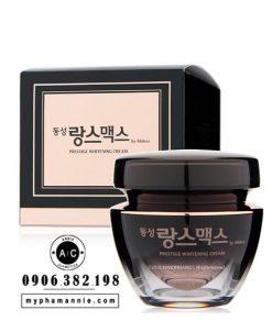 Kem trị nám Dongsung Prestige Whitening Cream 50ml