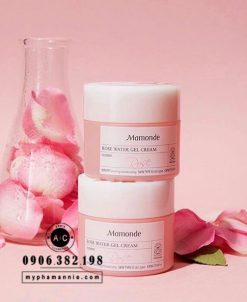 Kem dưỡng ẩm Mamonde Rose Water Gel Cream 80ml