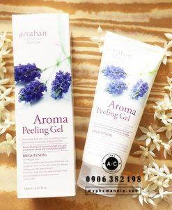 Tẩy da chết Arrahan Peeling Gel Lavender hương hoa oải hương