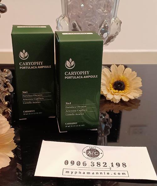 [Caryophy] Serum Caryophy trị mụn rau má