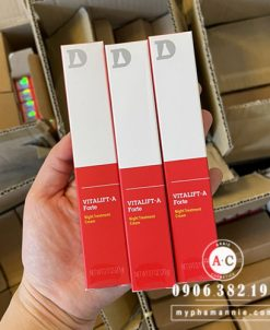 Kem chống già Retinal 0.05% - Dr Different Vita A Cream (mới dùng)